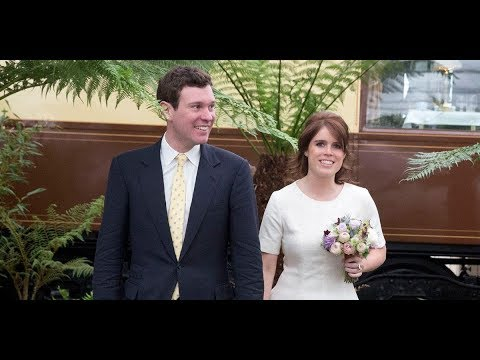 Princess Eugenie Is Engaged to Longtime Boyfriend Jack Brooksbank