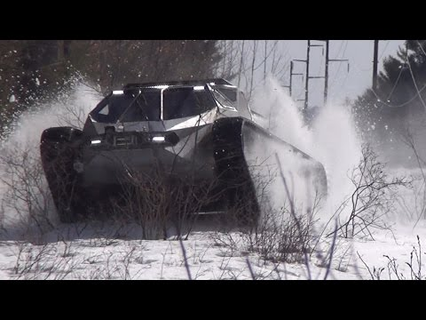 Ripsaw for 2015 ridiculous drifting destruction Ken Block Hoonigan style HD