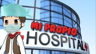 MI PROPIO HOSPITAL EN ROBLOX | Roblox Hospital Tycoon