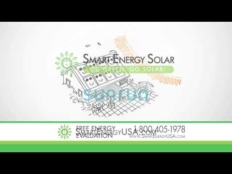 Smart Energy Solar TV Commercial - Whiteboard Video Production