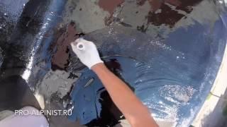 Гидроизоляция кровли балкона.(, 2016-07-23T09:50:03.000Z)