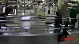 видео Печать самоклеющихся этикеток различных размеров и форм