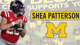 This is what Shea Patterson brings to Michigan's competition