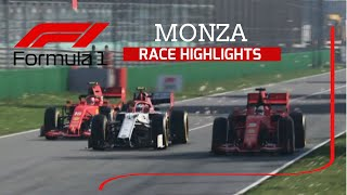 2019 ITALIAN GRAND PRIX : MONZA RACE HIGHLIGHTS