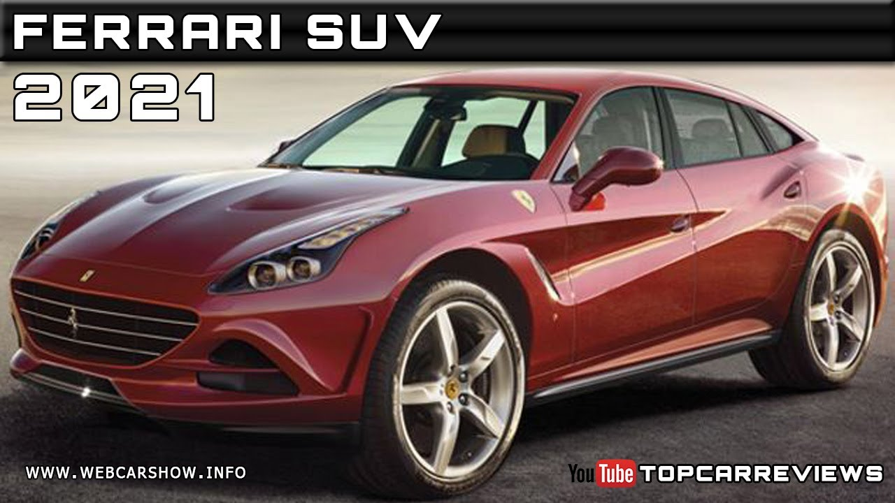 Ferrari Suv Review Rendered Price Specs Release Date Youtube