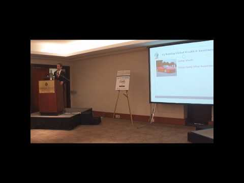 Family Office Conference Video Recording by Richard Wilson (27 Minute Video)