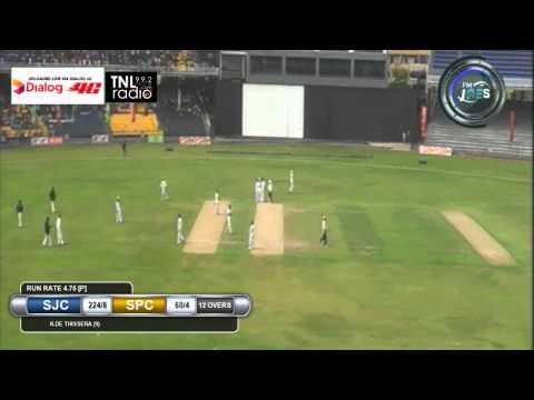 40th Joe-Pete Limited Over Cricket Encounter - Last Innings