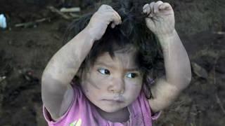 En extrema pobreza vive la familia Henández Gonzáles en la aldea Malguara, Intibucá