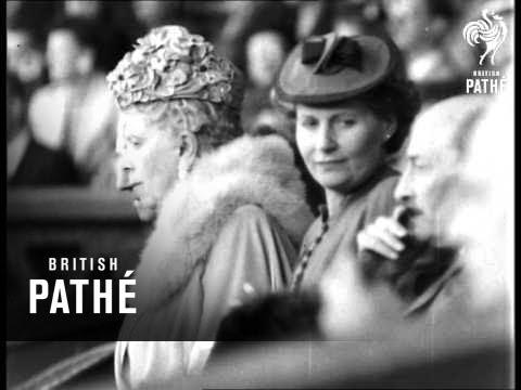 Wimbledon Tennis (1946)