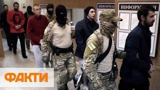 Обмен заключенными между Россией и Украиной