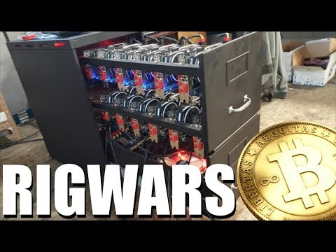 Mining Rig Wars Finals #1: Submit Your Rig