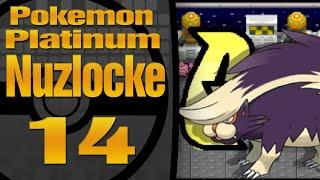 Pokemon Platinum Blind Nuzlocke Episode 14: Too Much