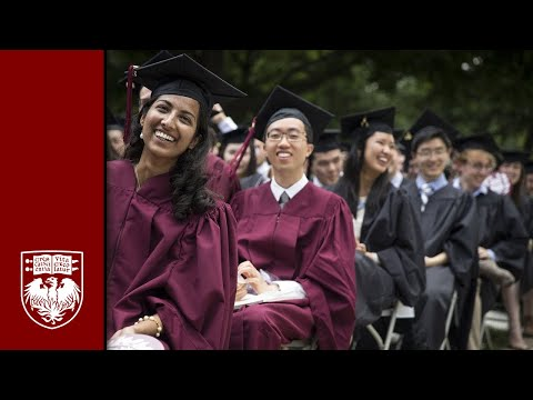 College Diploma Ceremony, Spring 2015 – The University of Chicago