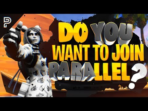 Do YOU want to join Parallel? (Recruitment Challenge) #Parallel100kRC
