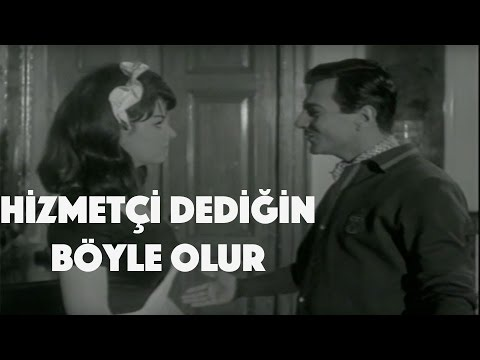 Hizmetçi Dediğin Böyle Olur - Türk Filmi thumbnail