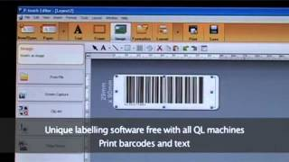 Brother QL570 Label Maker Label Printer
