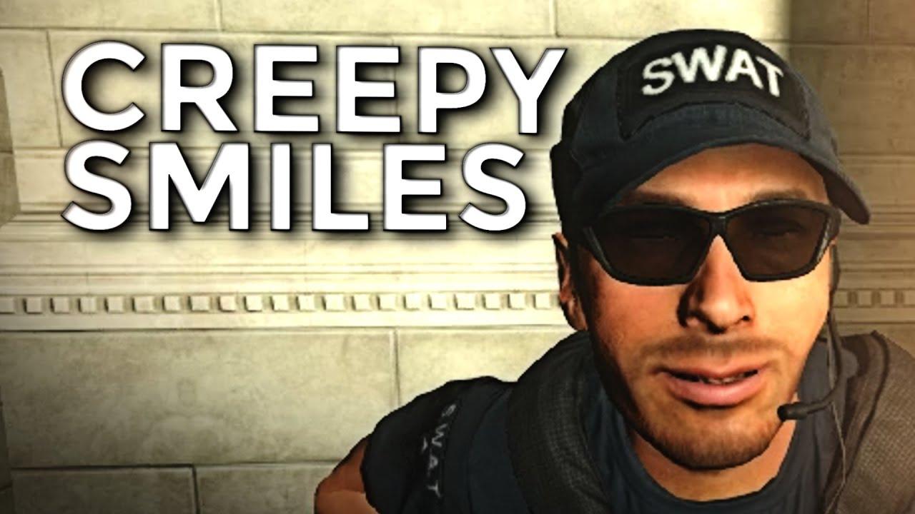 Creepy Smiles
