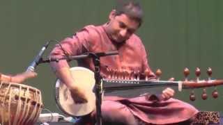 Sarod & Saxophone Jugalbandi - Tihai3 at FIMD Function 2014