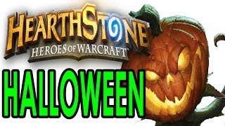 Last Day: Of Halloween Hearthstone 2017 #Goodbye