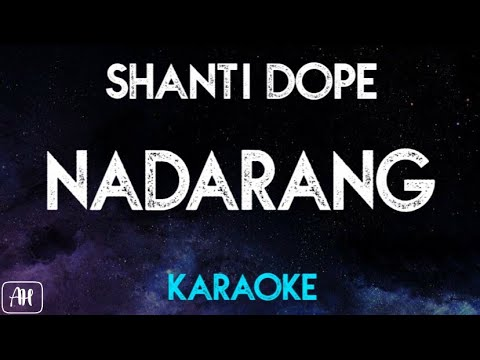 Shanti Dope - Nadarang (Karaoke/Instrumental)