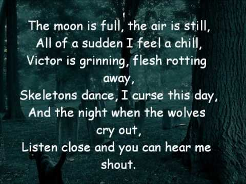 Ramones - Pet Sematary (lyrics)