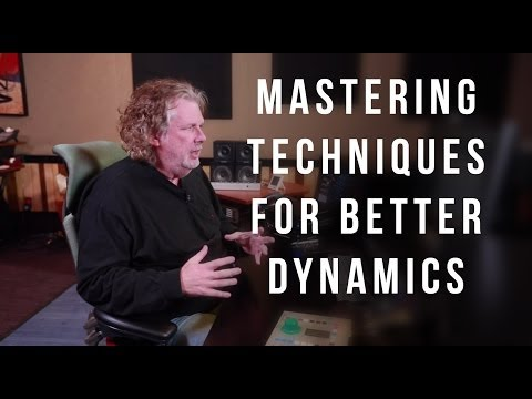 Mastering Techniques For Better Dynamics - ITL #105