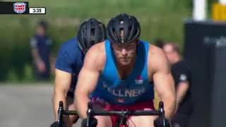 EVENT 1 MEN 2018 CrossFit Games Individual Crit Fraser Vellner Hogberg Fikowski Ohlsen