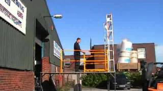 DRB Safety Barriers Model 30 - Video 3