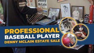 Продажа поместья Денни Маклейна - Продажа поместья Аарона