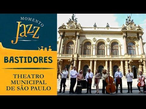 Como é Tocar Para A Cidade De São Paulo Em Plena Rua? | Bastidores Momento Jazz