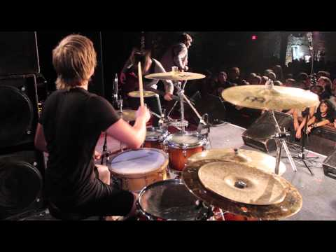 Polyphia - Finale [Brandon Burkhalter] Drum Video Live [HD]