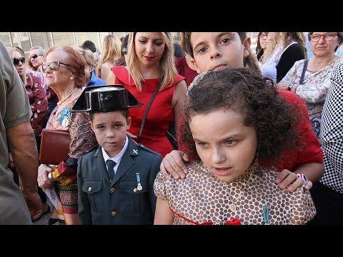 La Guardia Civil de Ciudad Real celebra el Pilar