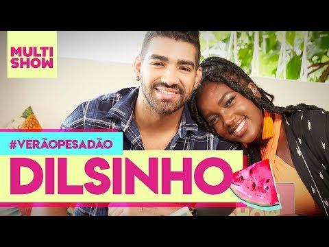 Dilsinho + Iza  Piquenique + Pesadão  Verão Pesadão  Música Multishow ☀️
