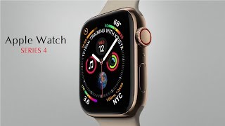 Apple Watch Series 4 — First Look — Apple