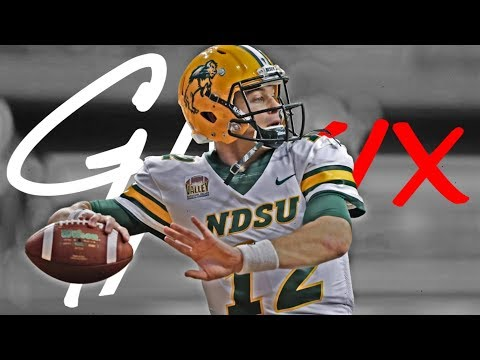 II Hidden Gem II Official Senior Highlights of North Dakota State QB Easton Stick