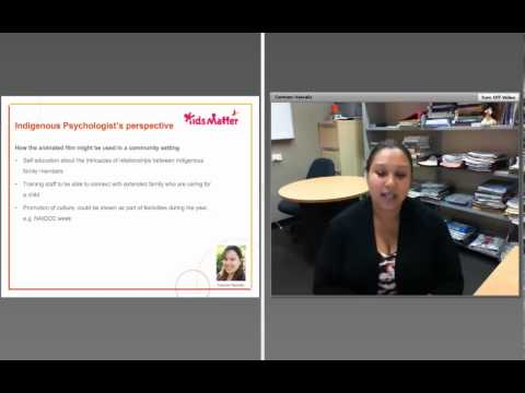 Webinar 4: Supporting the social and emotional wellbeing of Aboriginal children
