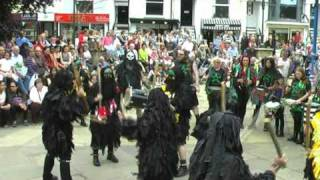 "Mythago Morris & Pentacle Drummers ""Mythentacle "" - Thors Hammer - Broadwood Day of Dance 2011"