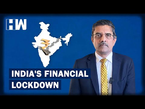 Business Tit-Bits: India's Financial Lockdown | HW News English