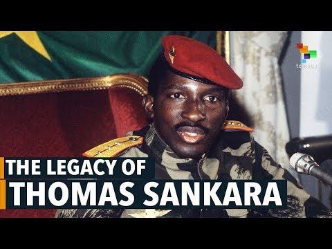 The Legacy of Thomas Sankara