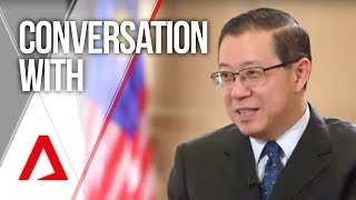 Conversation With: Lim Guan Eng, Malaysia's Finance Minister | Full episode