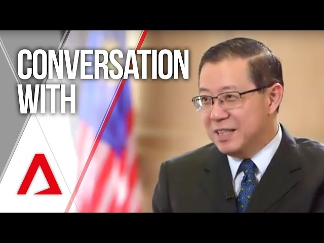 Conversation With: Lim Guan Eng, Malaysias Finance Minister | Full episode