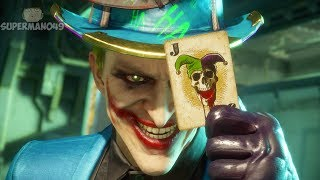 "I Got A New Joker Brutality! - Mortal Kombat 11: ""Joker"" Gameplay"