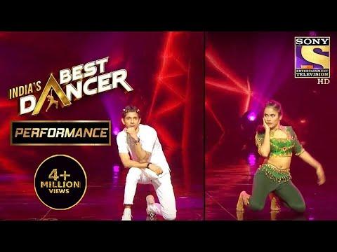 Adnan और Swetha का 'Haan Main Galat' पे ज़बरदस्त Battle | India's Best Dancer