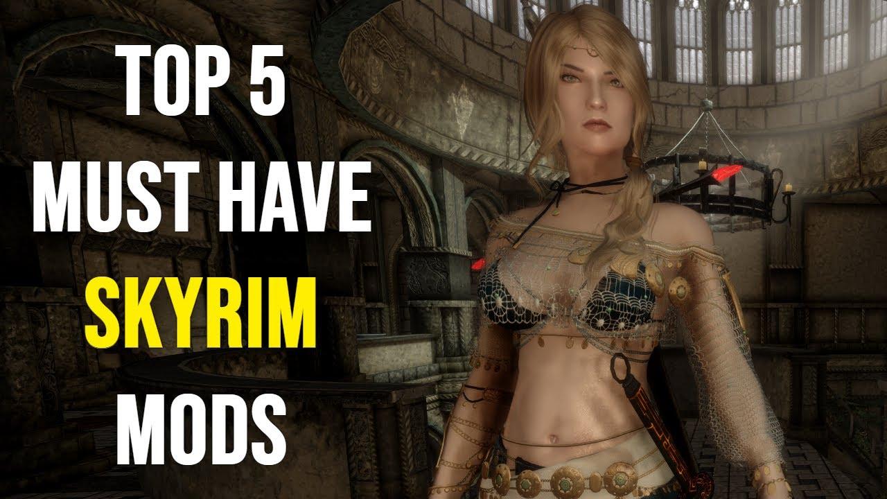 Best Skyrim Mods 2021 Top 15 Skyrim Mods You Must Try 1