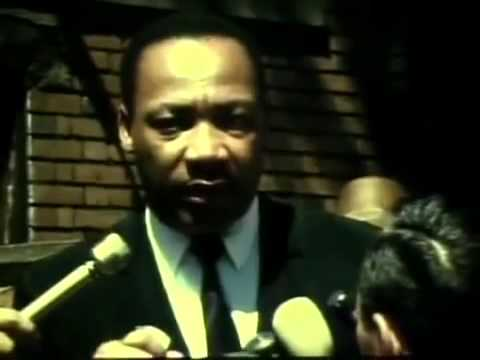 Martin Luther King Jr. on boycott to effect jobs, 1967