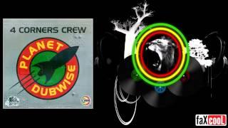 4 Corners Crew feat. Terry Ganzie - Drum Pan Dead (Frisk RMX)