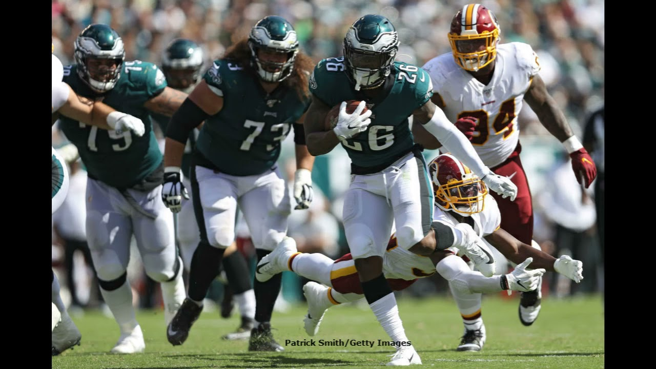 Perspective on Eagles Offense and talent at skill positions: Andrew DiCecco Football at Four 6-22-21
