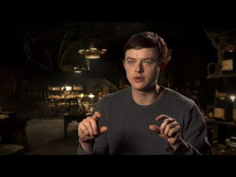 "A Cure For Wellness ""Lockhart"" Behind The Scenes Interview - Dane DeHaan"