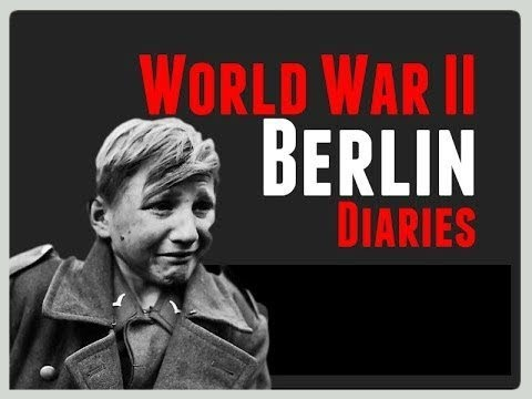 World War 2 Documentary: Berlin During WWII 1945, Rare Old Footage of Nazi Germany, Country at War.