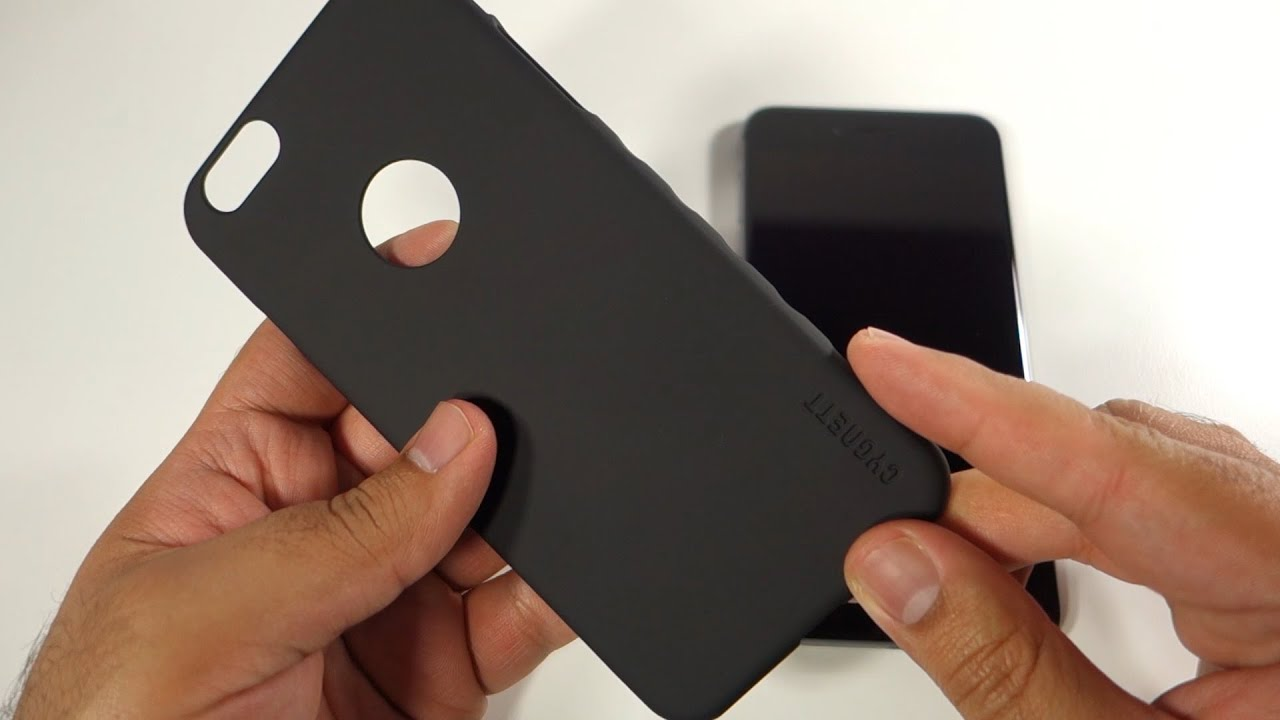 iPhone 6 Plus Case Review - Aero Grop by Cygnett